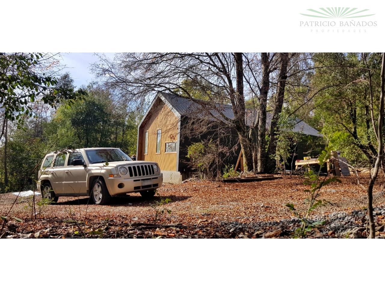 Casa Nueva en Vilches - Cordillera de Talca